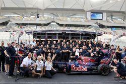Franz Tost, Scuderia Toro Rosso, Sebastien Buemi, Scuderia Toro Rosso, Jaime Alguersuari, Scuderia Toro Rosso