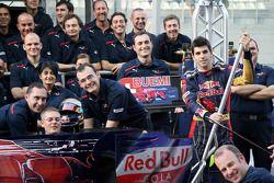 Scuderia Toro Rosso, Jaime Alguersuari, Scuderia Toro Rosso