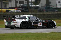 #3 SRT Corvette C6R: Bert Longin, James Ruffier