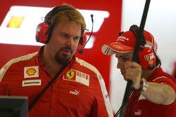 Gino Rosato, Scuderia Ferrari, Felipe Massa, Scuderia Ferrari