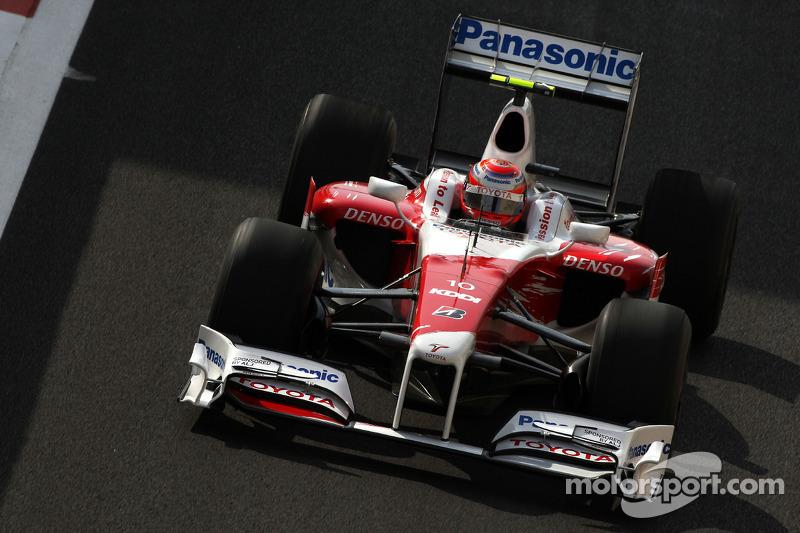 Kamui Kobayashi: 75 Grand Prix'nin 27'sinden puanla ayrıldı