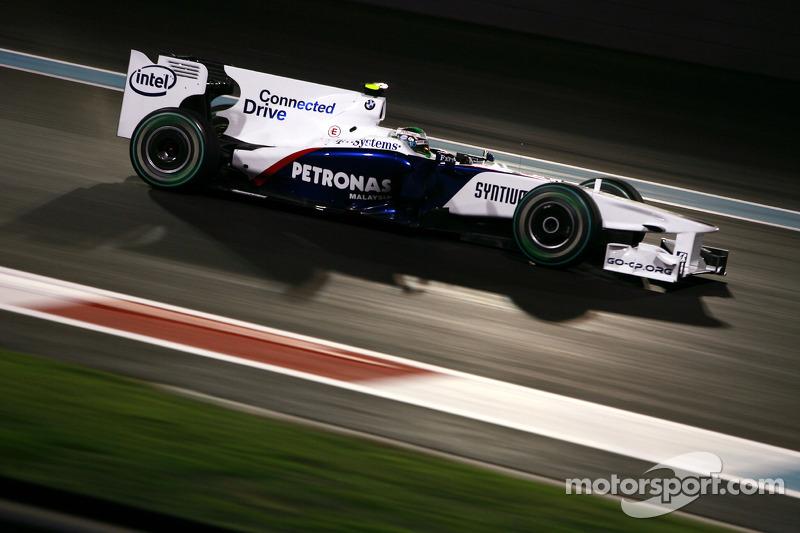 Nick Heidfeld, BMW Sauber F1 Team F1.09, 2009