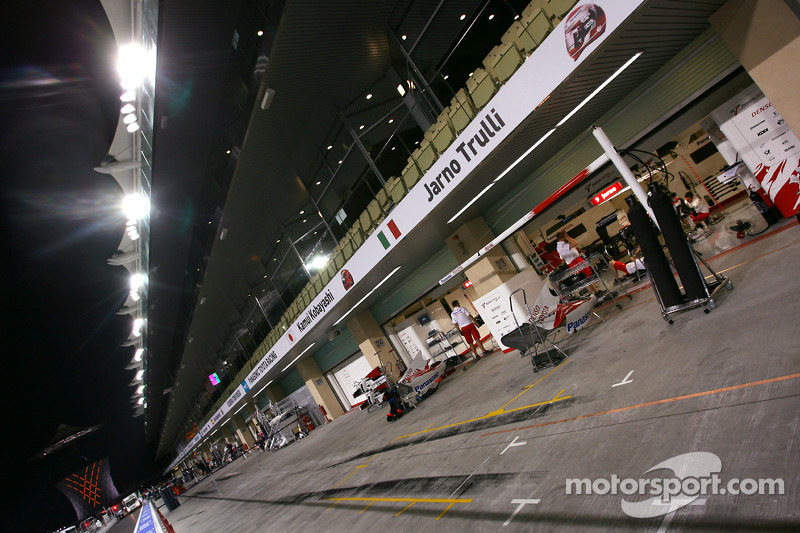 Toyota F1 Team
