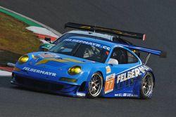 #77 Team Felbermayr Proton Porsche 911 GT3 RSR: Marc Lieb, Wolf Henzler