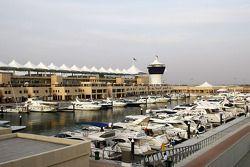 The Yas Hotel and Marina