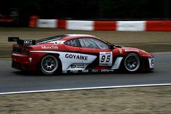 #95 Pecom Racing Ferrari F430: Luis Perez Companc, Matias Russo