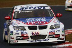 Kristian Poulsen, Liqui Moly Team Engstler, BMW 320si