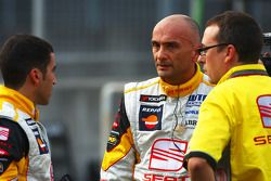 Gabriele Tarquini, Seat Sport and Jordi Gene, Seat Sport