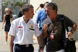 Bob Bell, Renault F1 Team directeur en Eddie Jordan