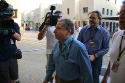 Presidente de la FIA de Jean Todt