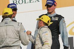 LMGT2 : victoire de Tom Milner & Dirk Muller, seconde place pour Marc Lieb and& Wolf Henzler