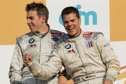 LMGT2 : victoire de Tom Milner & Dirk Muller