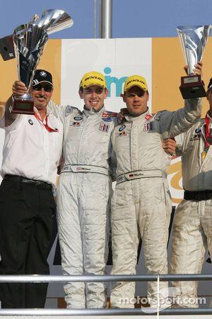 LMGT2 : victoire de Tom Milner & Dirk Muller avec Bobby Rahal