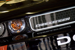 The Dodge Challanger is introduced as the NASCAR Nationwide Car of Tomorrow