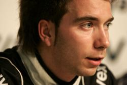 Philipp Eng in the post qualifying press conference