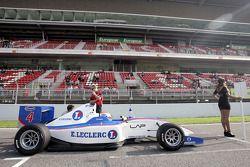 Julien Jousse on the grid