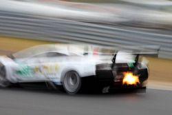 #69 JLOC Lamborghini Murcielago R-GT: Atsushi Yogo, Hiroyuki Iiri