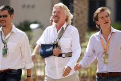 Sir Richard Branson, Presidente del Grupo Virgin