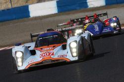 #007 Aston Martin Racing Lola Aston Martin: Stefan Mucke, Harold Primat