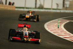 Lewis Hamilton, et Sebastian Vettel