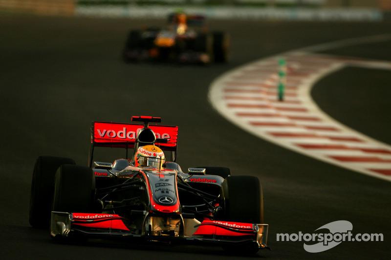 Lewis Hamilton, McLaren Mercedes MP4/24 (2009)