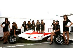 F2 grid girls