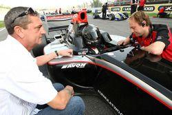 Tom Gladdis on the grid