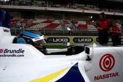 Alex Brundle on the grid