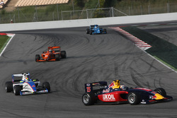 Mikhail Aleshin leads Julien Jousse