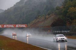 Andy Priaulx, BMW Team UK, BMW 320si en tête