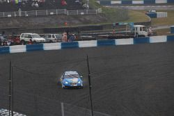 Nicola Larini, Chevrolet, Chevrolet Cruze dans les graviers