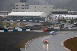 Nicola Larini, Chevrolet, Chevrolet Cruze sort de piste