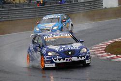 Tom Coronel, Sunred Engineering, Seat Leon 2.0 TFSI et Alain Menu, Chevrolet, Chevrolet Cruze