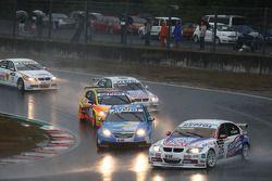 Kristian Poulsen, Liqui Moly Team Engstler, BMW 320si, Nicola Larini, Chevrolet, Chevrolet Cruze and