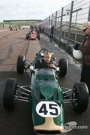 Colin Wright et the Merlyn Mk17