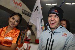 Drivers presentation: Sebastian Vettel