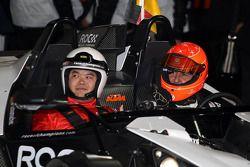 Group A, race 3: Michael Schumacher