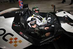 Group A, race 5: Jenson Button