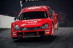 Group C, race 2: Mattias Ekström
