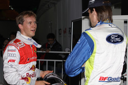 Mattias Ekström & Marcus Gronholm