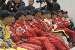 Réunion entre pilotes chinois