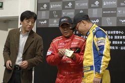 China drivers meeting