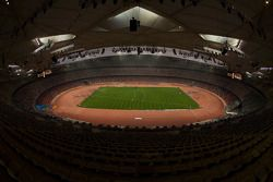 Présentation au Stadium national de Pékin