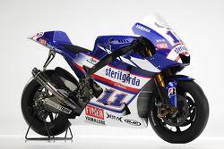 Ben Spies Yamaha YZR-M1 para el GP de Valencia