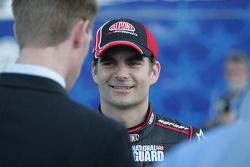 Jeff Gordon en interview