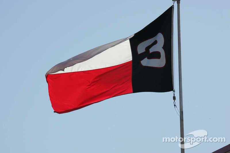 Dale-Earnhardt-Flagge