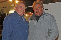 Steve Kinser et Dick Trickle