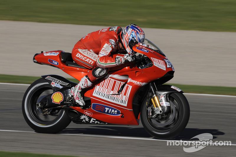 2009: Ducati Desmosedici GP9