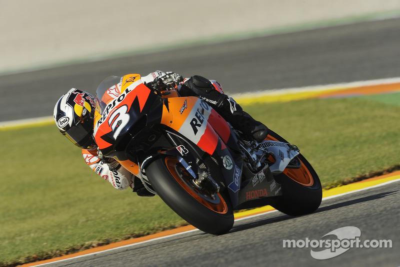 2009: MotoGP Valencia