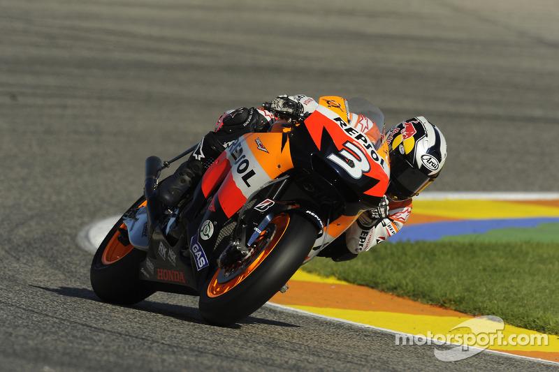 #3 Dani Pedrosa (Honda) - MotoGP/2009
